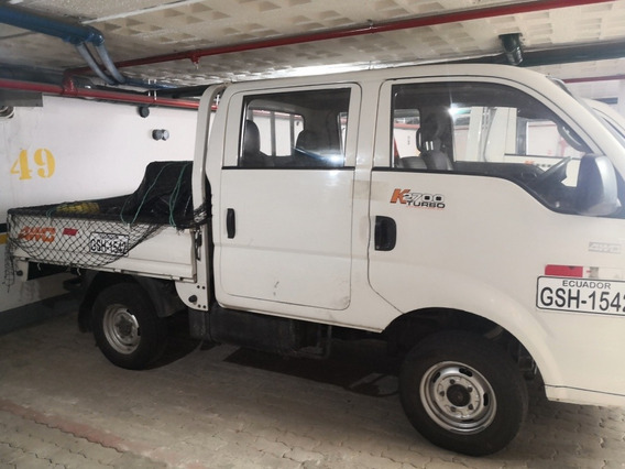 Camion K2700 Año 2013