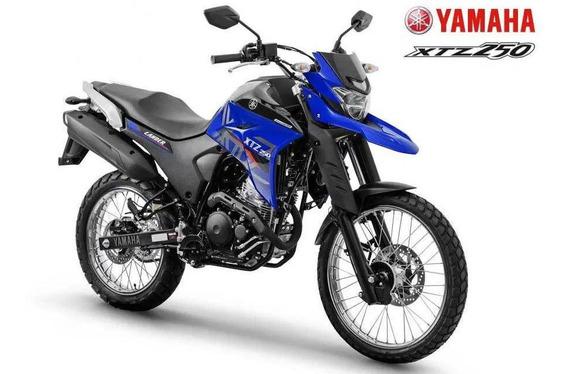 Yamaha Xtz 250 Abs 18 Cuotas De $36304 Oeste Motos!!!