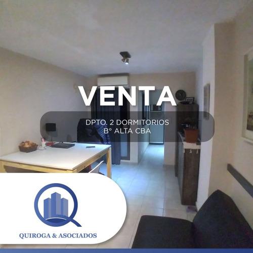 Venta Departamento 2 Dormitorios En Alta Cordoba