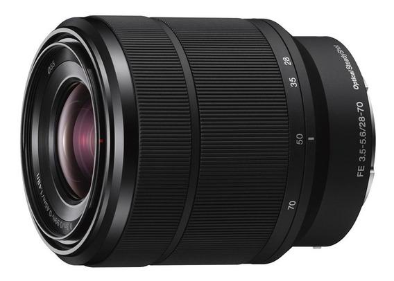 Lente Sony Fe 28-70mm F/3.5-5.6 Oss