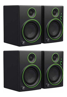 Parlante Mackie Cr4bt Cr Series 50w Bluetooth Multimedia Mon