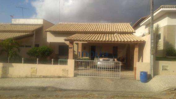 Casa Com 3 Dormitórios À Venda, 150 M² Por R$ 360.000,00 - Parque Iracema - Maranguape/ce - Ca0423
