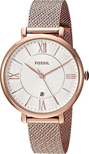d24c1cdf5b1c Reloj Fossil Para Mujer  jacqueline  Quartz S(model  Es4352) -   663.900 en Mercado  Libre