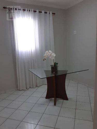 Imagem 1 de 12 de Apartamento À Venda, 96 M² Por R$ 290.000,00 - Santana - Araçatuba/sp - Ap0399