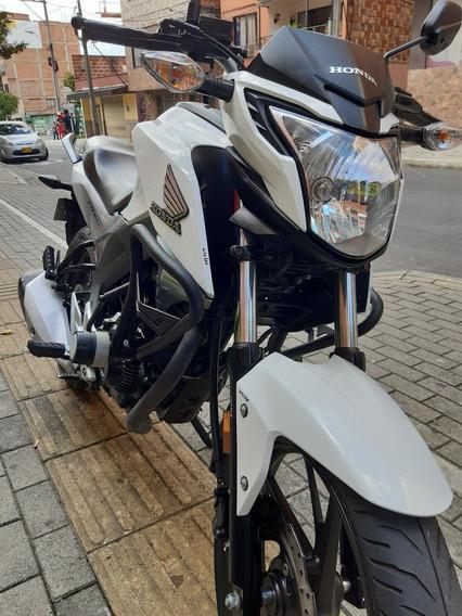 Honda Cbf 160 Mod 2019 Todo Nuevo Super Bonita