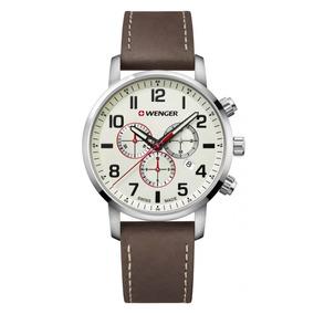 Relógio Masculino Suíço Wenger Atitude Chrono 01.1543.105