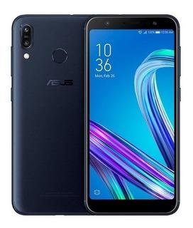 Celular Asus Zenfone Max M3 Zb555 Dual 64gb 4gb Ram Preto