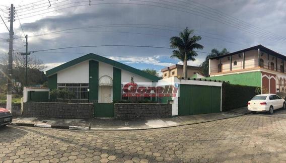 Casa Com 3 Dormitórios À Venda, 1 M² Por R$ 1.300.000 - Lanificio - Santa Isabel/sp - Ca1456