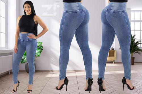 Imagen 1 de 6 de Jeans Fajero Reductor (hecho En Perú)