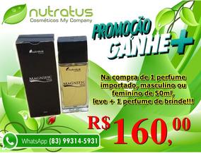 Grande Promoção De Perfumes Importados Nutratus