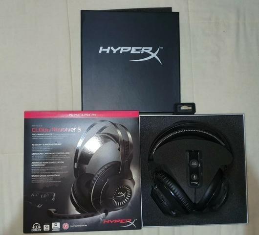 Fone Hyperx Revólver S 7.1