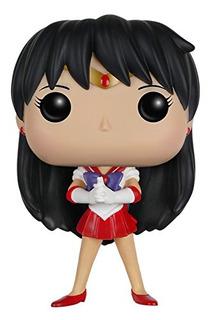 Funko Pop Sailor Mars 92 Coleccionable Hermosa