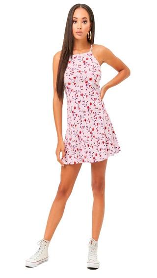 Vestido Solera Estampado Forever 21