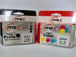 Cartucho Hp 662xl Preto E 662xl Color. Novos Com Garantia