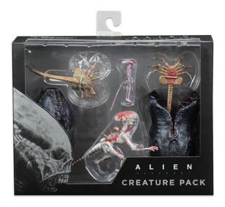 Neca Creature Pack Alien Covenant