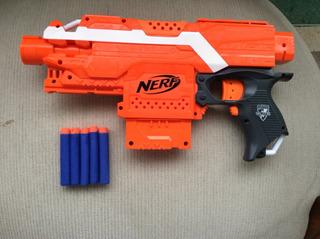 Pistola Nerf Stryfe Elite