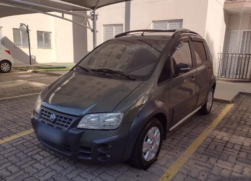 Fiat Idea 2007 1.8 Adventure Flex 5p