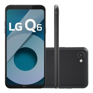 Smartphone Lg Q6 M700 32gb Vitrine Barato