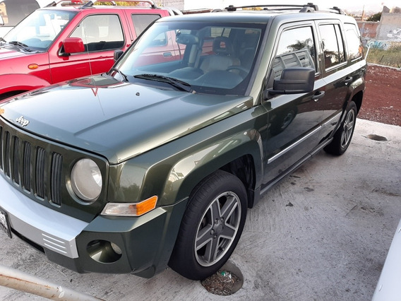 Jeep Patriot Limited Qc 4x2 Cvt 2009