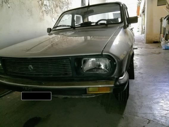 Renault 12 - Modelo 84