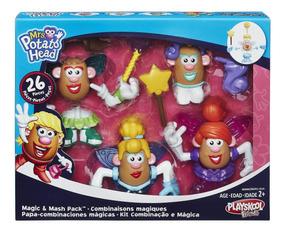 Brinquedo Conjunto Mrs. Potato Heas Mashup Temático B6451