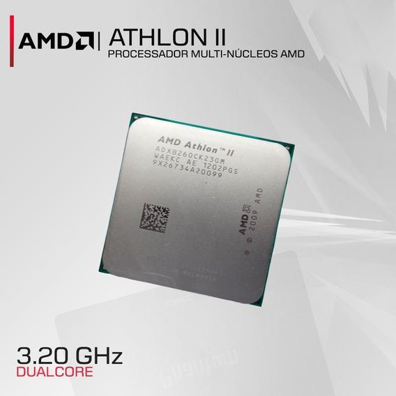 Processador Athlon Ii X2 B260 3.2ghz Socket Am2 + Nfe