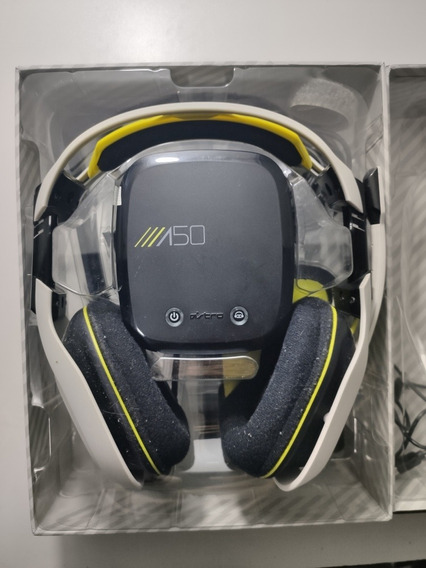 Headset Astro A50 Sem Fio (gen 2) Pc/xbox One