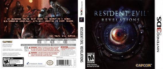 Resident Evil: Revelations - 3ds