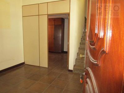 Casa Locacao Comercial 5 Salas , 2 Wcs , 1 Vaga , Ponta Da Praia , Santos - Ca0244
