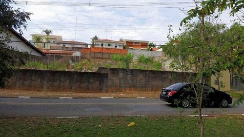Terreno (área) À Venda, 1160 M² Por R$ 1.390.000 - Parque Nova Campinas - Campinas/sp - Te3991