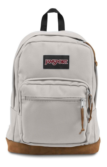 Zonazero Mochila Jansport Right Pack Grey Rabbit Original
