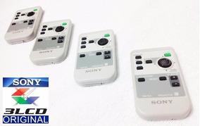 Controle Remoto Projetor Sony Rm Pj2 Original
