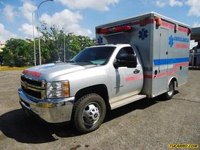 Ambulancias Otros 3500 Hd