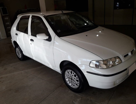Fiat Palio 1.0 Fire 4p Manual 2005 Branco.