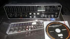 Placa Interface Roland Studio Capture 16x10
