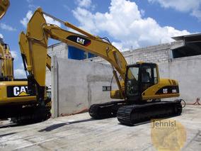 Excavadora Caterpillar 320cl 2006 Recien Importada