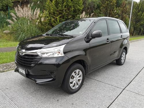 Imagen 1 de 15 de Toyota Avanza 2019 1.5 Le At