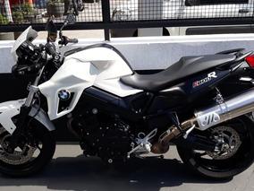 Bmw F800r Branca