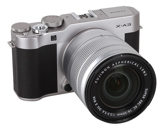 Fujifilm X-a3 24.2 Mp - Camera Mirrorless Com Xc 16-50mm Ois