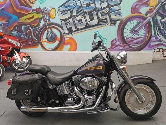 Harley-davidson 1450 Fat Boy 2004 Titulo Limpio Checala!!!