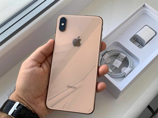 iPhone Xs Max 256 Gb Factory 12 Meses De Garantía
