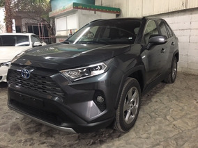 Toyota Rav4 Híbrida Limited 2019, Entrega Inmediata