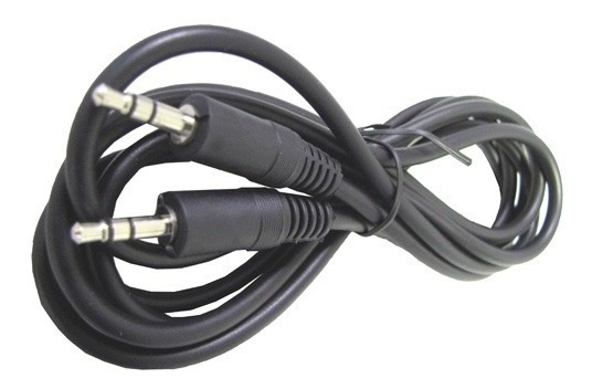 Cable Auxiliar Audio Estereo Plug 3.5mm A Plug 3.5mm 1.8m