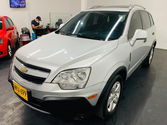 Chevrolet Captiva Sport At 2.4cc Ct
