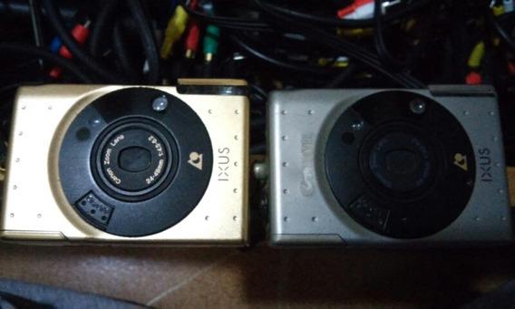 2 Cameras Canon Ixus Ligando!