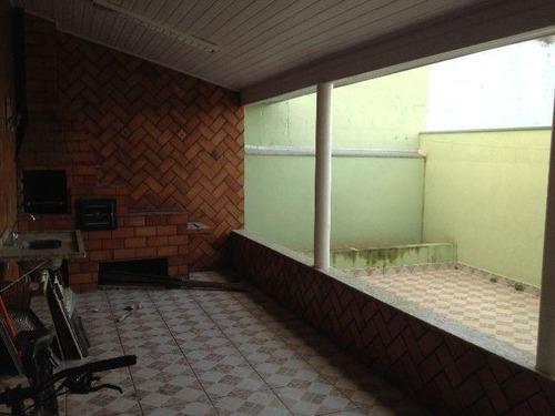 Imagem 1 de 14 de Casa Residencial À Venda, Jardim Rodolfo, São José Dos Campos. - Ca0469