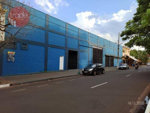 Salão À Venda, 900 M² Por R$ 2.660.000,00 - Vila Virgínia - Ribeirão Preto/sp - Sl0108