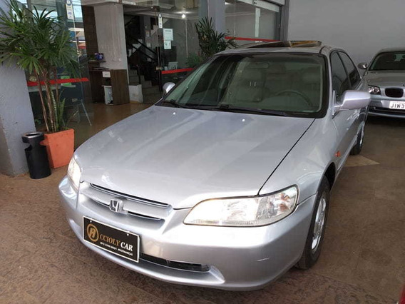 Honda Accord Sedan Exrl-at 2.3 16v 4p 2000