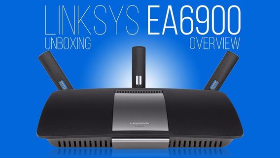 Router Linksys Ea6900 Ac1900 Cisco. Nuevo