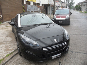 Peugeot Rcz 1.6 Thp 200cv 6mt 2013 Famaautos